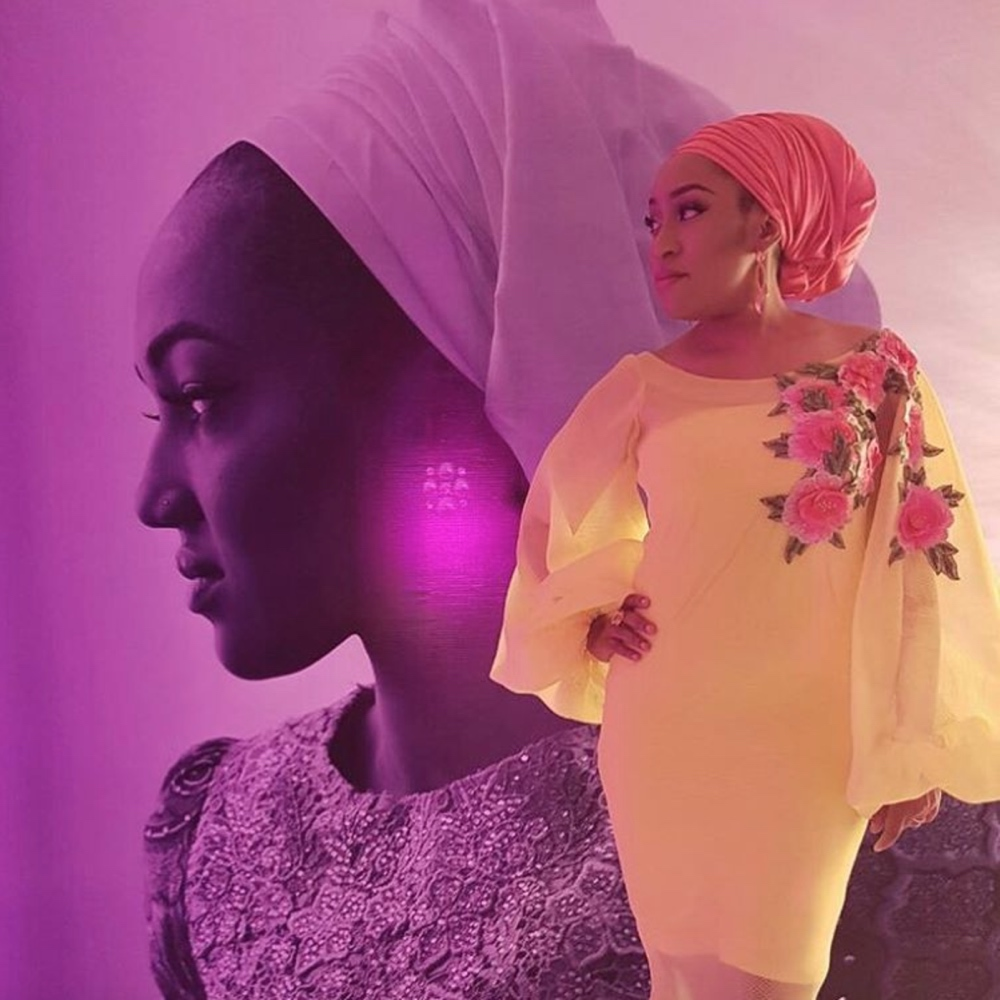 See Pictures From Zahra Buhari's Unique Bridal Shower #ZAhmed2016