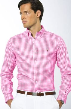 Images of Men Pink Shirt - Fashion Trends and Models