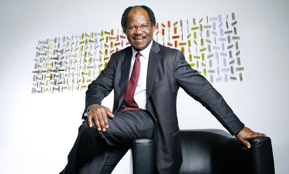 Adebayo Ogunlesi: Things You Must Know About Donald Trump's New Financial Whiz