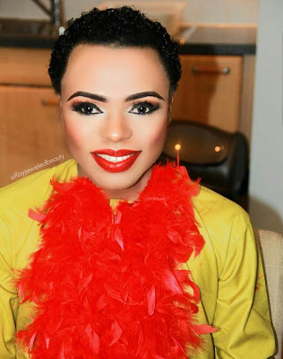 Isn't Bobrisky Quite 'Beautiful' in These New Makeup Photos?