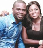 HUSBAND GOALS! Funke Akindele's Hubby, JJC Skillz Defends Her From Prophesies Of Impending Bareness