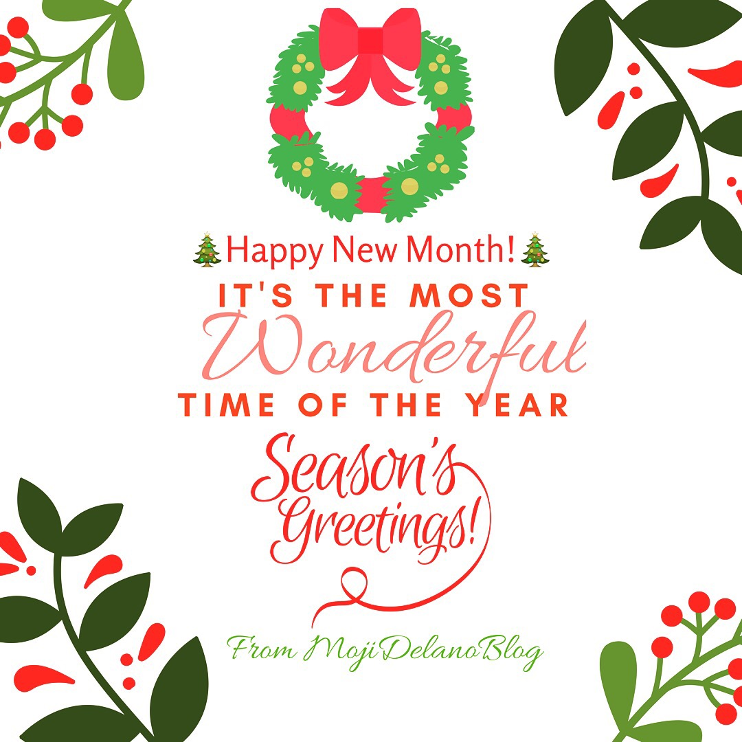 Happy new month of december people mojidelano the beginning of the last month of 2016 m4hsunfo