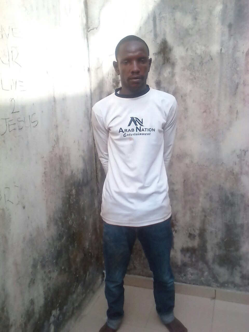 Lagos Police Arrest Man Who Killed Co-Worker, Cut Him To Pieces After Altercation