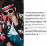 Wizkid Cancels All Christmas And New Year Shows