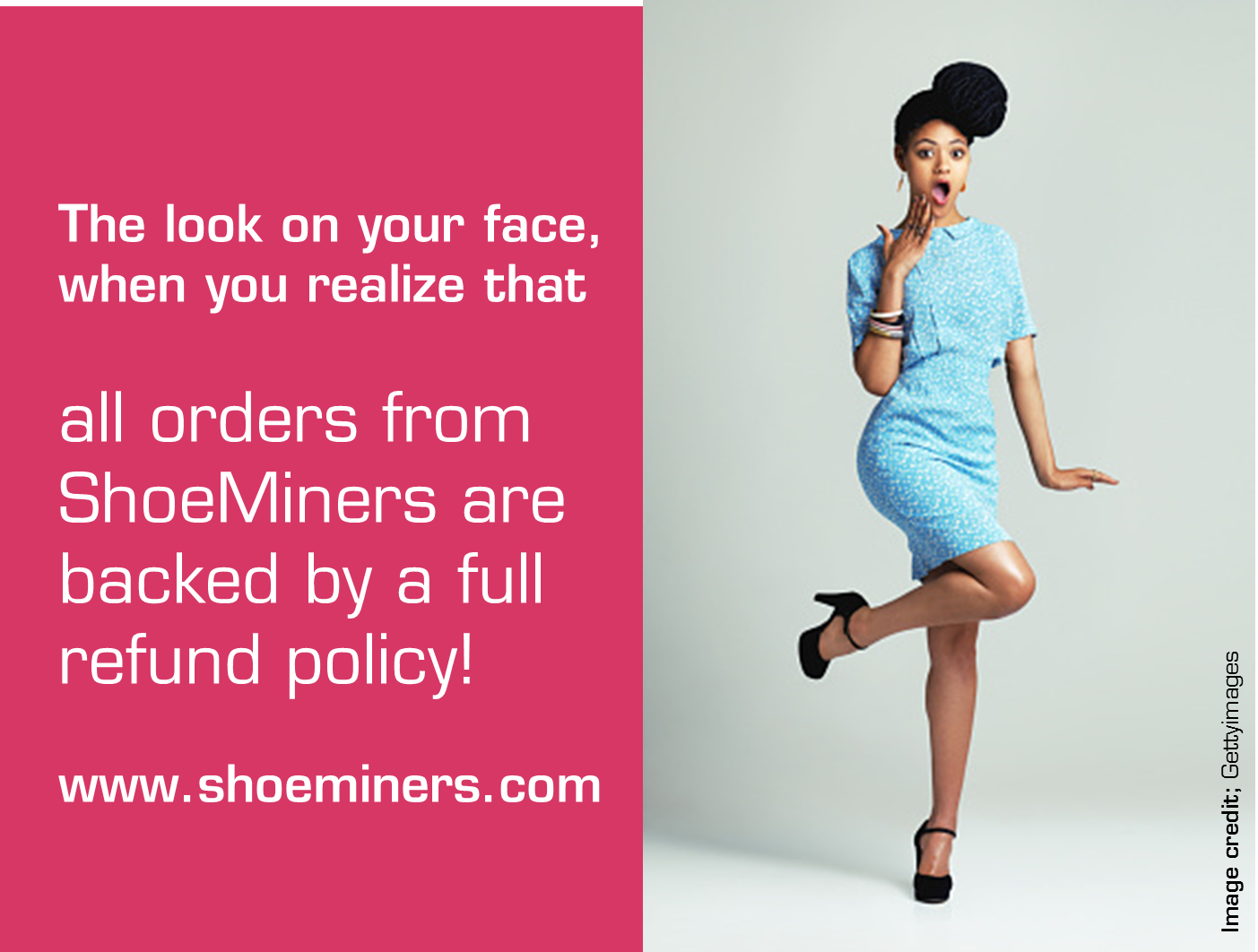 Ladies, Do You Have Big Feet? Then You Must Check Out www.ShoeMiners.com!