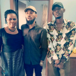 Photos Of Rapper Phyno, His Mum, Siblings And Nieces