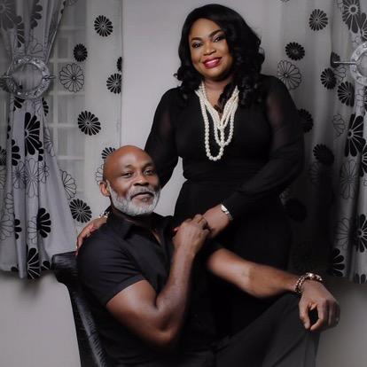 Actor RMD Eulogies Wife Jumobi As They Celebrate 16th Wedding Anniversary