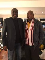 PHOTOS: James Ibori Looking Dapper As He Receives Delta State Delegates In London