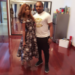 Laura Ikeji & Kanu Nwankwo's Younger Brother, Ogbonna Are ENGAGED!