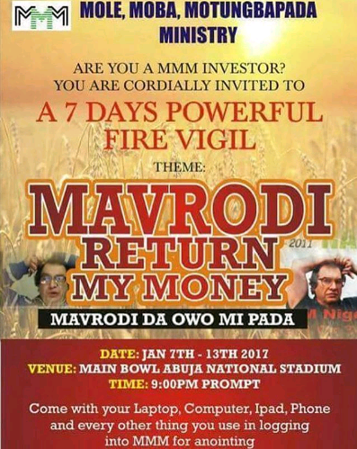 LOL: Night Vigil For MMM Members