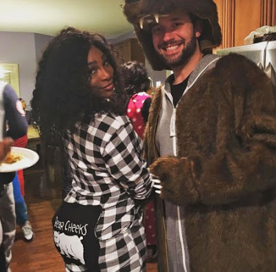 Blacks React To Serena Williams' Engagement To Ohanian – A White Man