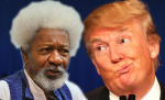 Prof. Wole Soyinka To Hold Funeral To Commemorate Trump's Victory And The Death Of Common  Sense