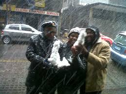 Snow In Africa!!! Here Are Some Countries That Experience  Showfall In The Continent