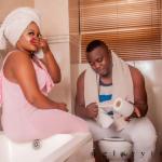 Really? Couple Takes Pre-Wedding Photo Shots Inside Toilet [Photos]