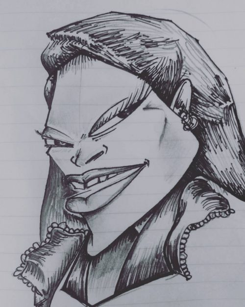 Which Popular Nigerian Actress Does This Resemble?