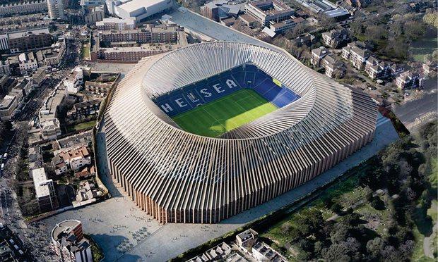 Chelsea's New £500m Stadium Receives Backing