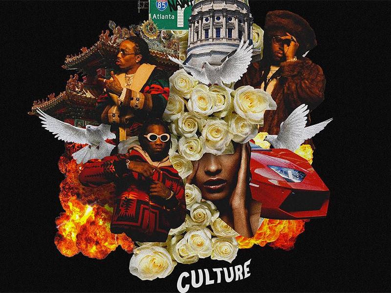 Migos Unleashes Much-Anticipated Album, Culture