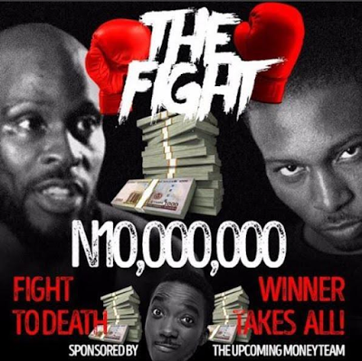 Fans Urge Ikechukwu & Terry Tha Rapman To Settle Dispute Via An Epic Boxing Match [Photos]