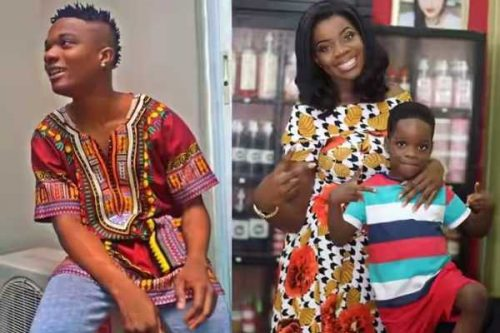 Wizkid's Baby Mama, Shola Ogudugu Denies Being Engaged To The Star