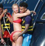 Iggy Azalea Gets All Cosy With New 19 Year Old Boyfriend LJay Currie