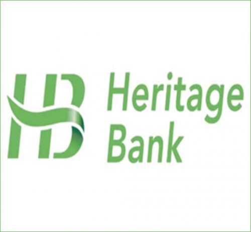 Heritage Bank : My Experience So Far