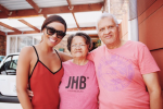 AKA Finally Steps Up Relationship With Bonang Matheba, Takes Her To Family [Pictures]