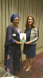 Aisha Buhari Partners WIth Bill & Melinda Gates In Amazing Initiative To Address Challenges Facing Women And Vulnerable Children