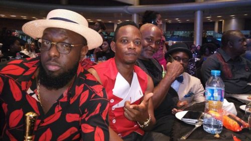 Photo Splash: Check Out The First Pictures Of Your Fav Celebs From Ali Baba's January 1st Concert