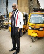 Check Out Behind-the-scenes Pictures From Banky W's Daring Music Video Shoot