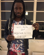 Bisi Alimi Organizes Worldwide Protests Against Rape, Domestic Violence & Child Marriage In Nigeria
