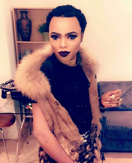 US Based Guy Professes Love For Bobrisky, Proposes Marriage To Him