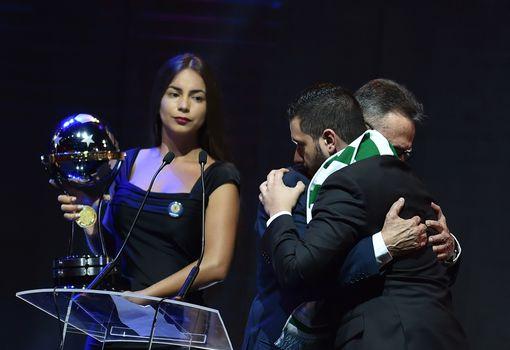 Claudio Ranieri, Falcao & Full List Of Other Winners At 'Best FIFA Football Awards 2016',