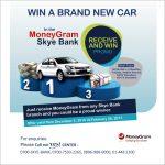 Skye Bank Rewards Customers In The MoneyGram 'Receive n Win' Promo