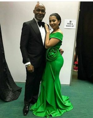 First Photos: How RMD, Flavour, Omawumi, Mimi Fawaz, Asisat Oshoala & More Dazzled At 2016 CAF Awards