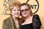 Debbie Reynolds & Daughter, Carrie Fisher Who Died A Day Apart To Be Buried Together