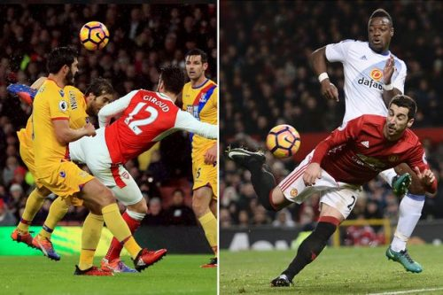 Giroud vs Mkhitaryan: Popular Pundits Deliver Verdicts On Which Goal Was Better #ScorpionKings