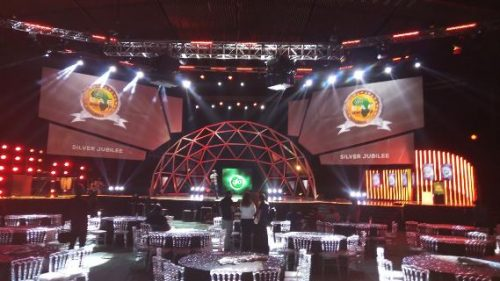 RMD and Celeberated Female Pundit,  Mimi Fawaz To Compere GLO CAF Awards Tonight