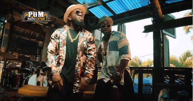 Harrysong Drops Groovy Visuals For Hit Song, 'Samankwe' Feat. Timaya [Video]