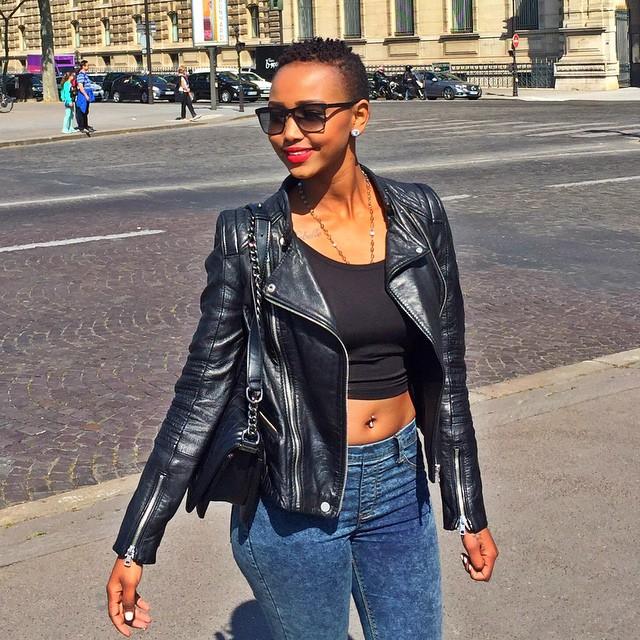 Kenyan Socialite, Huddah Monroe Says Wizkid Is African Music  G.O.A.T | Fans Disagree