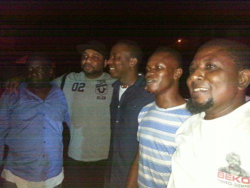 SaharaReporters' Omoyele Sowore Regains Freedom From Police Custody