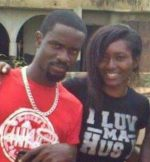 MONEY GOOD!!! Throwback Pic Of Ghanian Rapper Sarkodie And Wife Before The Fame