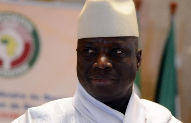 Finally, Gambia's Jammeh 'Agrees To Step Down'