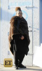 Rejuvenated Janet Jackson Makes First Public Appearance Since Complicated Childbirth [Photos]