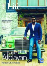 Top Filmmaker, Kunle Afolayan Covers Latest Issue Of Guardian Life Magazine [Photos]