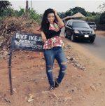 Photos: Laura Ikeji Arrives Hometown Ahead Of Traditional Wedding