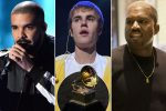 Here's Why Drake, Kanye West & Justin Bieber Are Boycotting Grammy Awards