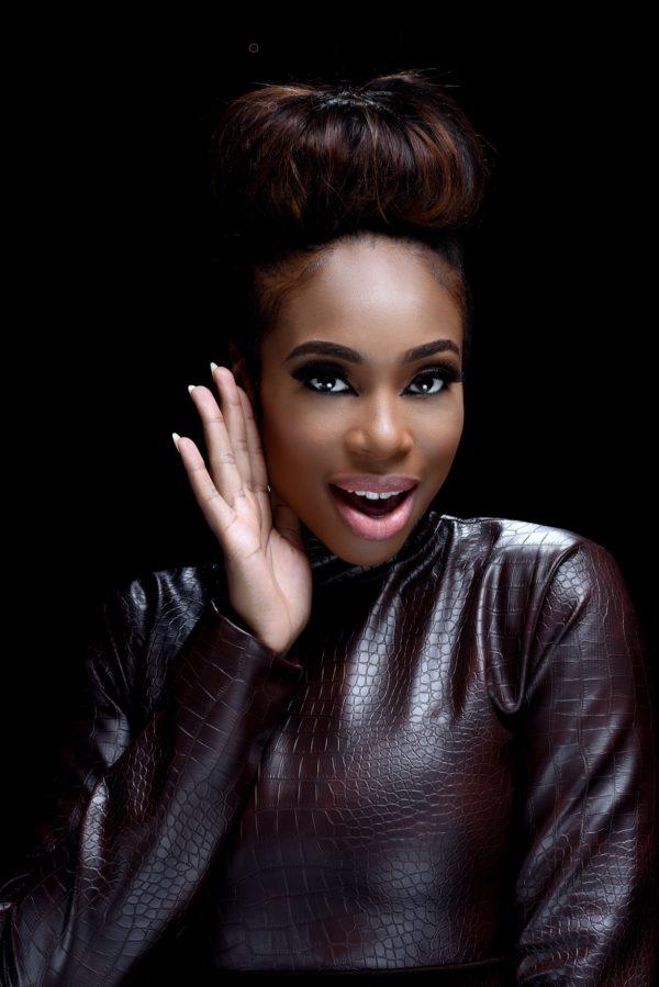 Delectable On-Air-Personality, Maria Okanrede Smoulders In New Pictures