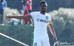 Mikel Obi Confirmed As New Captain, Scores First Goal For Tianjin Teda [Photos]
