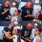 Naomi Peller: 11 Year Old Girl Who Could Be Next Generation's Biggest Star Meets Wizkid,  2face