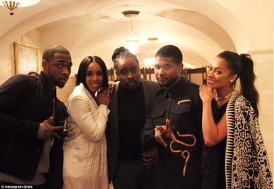 Obama Farewell Party: Wale, Kelly Rowland, John Legend, Chris Rock, Usher & More Attend [Photos]